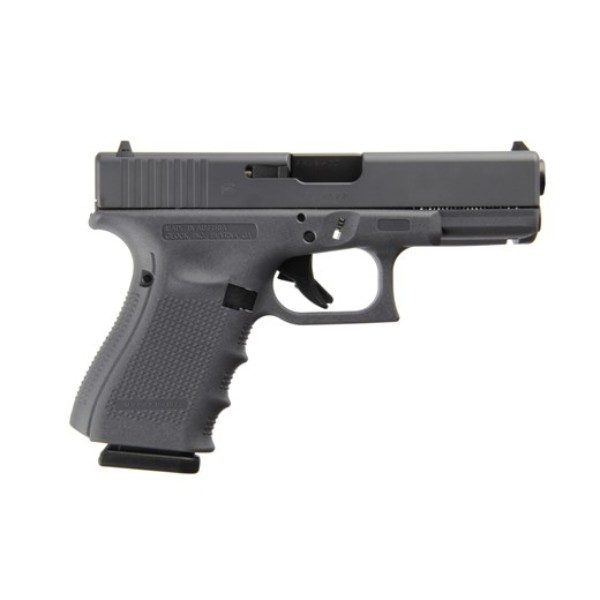 Glock 19 G4 Full Grey Pistol