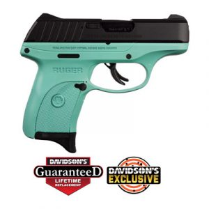 Ruger EC9S Turquoise Pistol