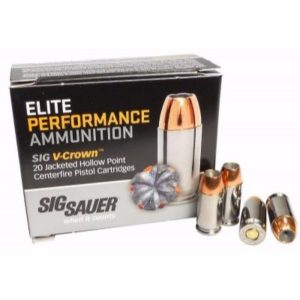 Sig Sauer Elite 9mm Luger
