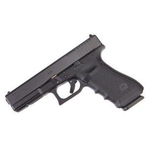 Glock 17 MOS g4 pistol