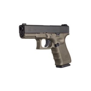 Glock 19 G4 OD Green 9mm Pistol