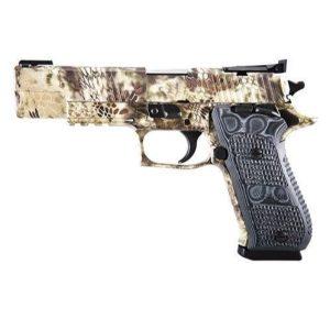 SIG SAUER P220 HUNTER 10mm Pistol