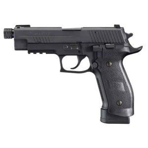 "SIG SAUER P226R TACOPS 9MM NITRON 5"" TB PISTOL"