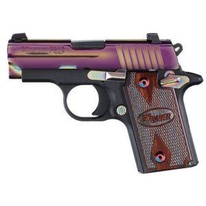Sig Sauer P238 Rainbow .380ACP 6 Round Pistol