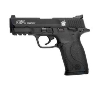 SMITH & WESSON M&P22 COMPACT 22LR 10+1 3.56 PISTOL
