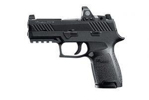 Sig Sauer P320 RX 9mm Pistol