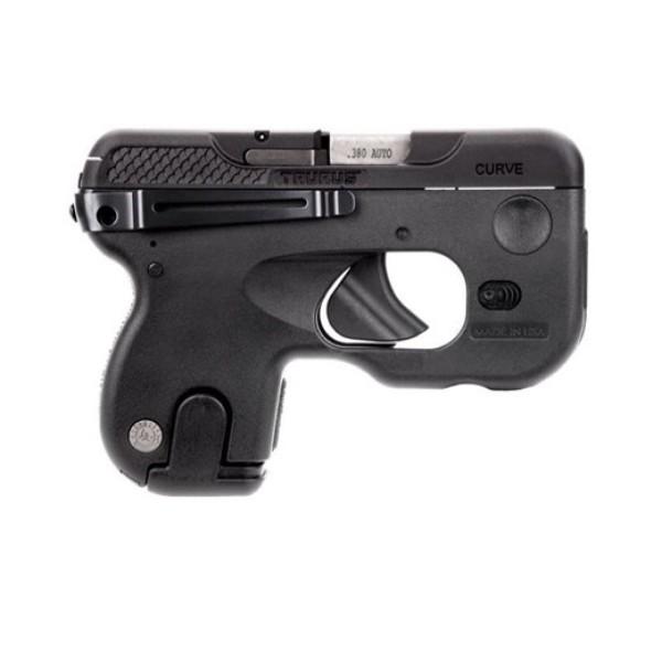 Taurus 180 Curve Viridian Laser 380ACP 6 Round Pistol