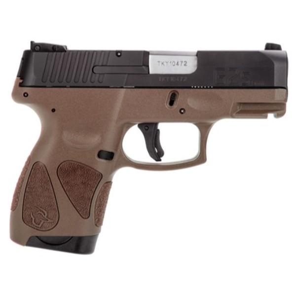 TAURUS G2S SLIM BROWN 9mm Pistol