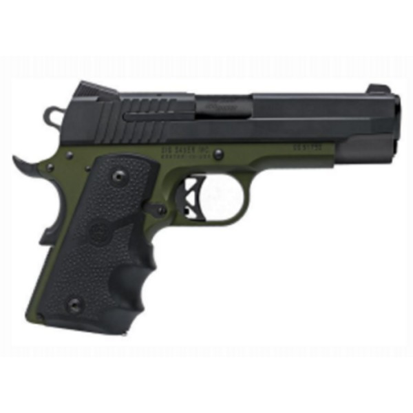 SIG SAUER 1911 COMPACT