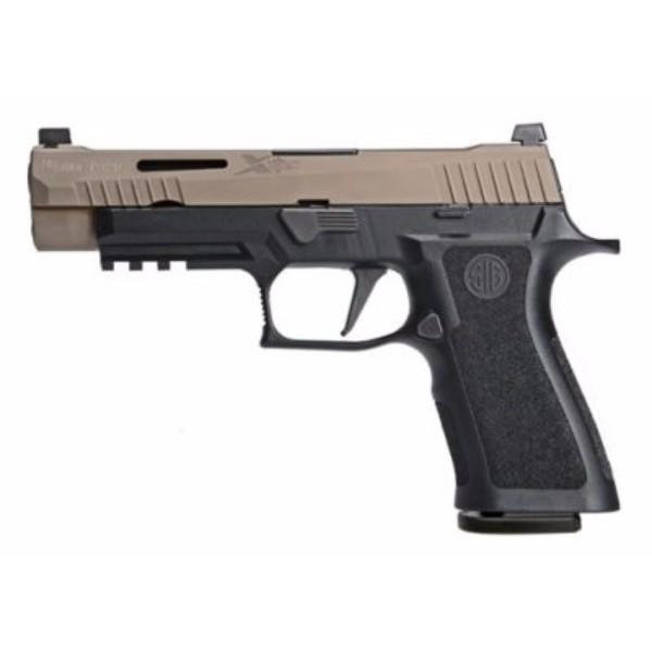 SIG SAUER P320 X-VTAC 9mm Pistol