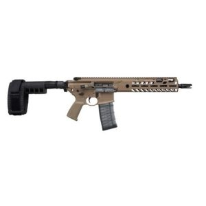 Sig Sauer MCX FDE Pistol 11.5in Barrel 5.56mm 30rd
