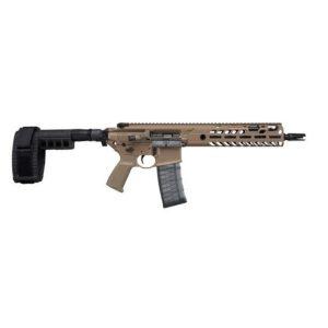 Sig Sauer MCX FDE Pistol 11.5in Barrel 5.56mm 30rd