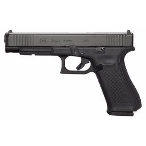 """GLOCK G34 MOS G5 9MM 17+1 5.3"""" Pistol"""