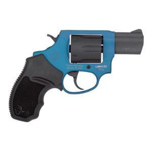 "TAURUS 856 Blue - Black 2"" ULTRA LITE 38 SPECIAL"