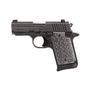 SIG SAUER P938 WE THE PEOPLE 9MM SS 7+1 PISTOL