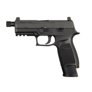 SIG SAUER P320 CARRY TACOPS 9MM 21 Round Pistol