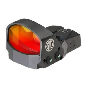 Sig Sauer Romeo1 1x30 Mini Reflex Sight, Handgun Mounting Kit
