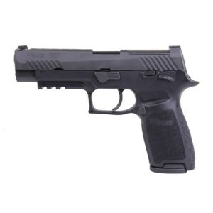 SIG SAUER P320 M17 BRAVO 9MM 17rd 21rd Pistol