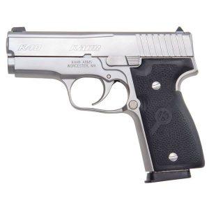 Kahr Arms K40 40SW DAO PST 6RD SS