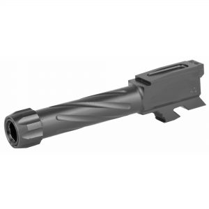 Rival Arms Glock 43 PVD Graphite Finish Threaded Barrel
