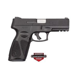 TAURUS G3 BLACK 9MM 15/17RD PISTOL