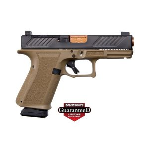SHADOW SYSTEMS MR918 FDE Combat 9MM 15R OPS