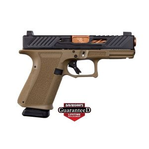 SHADOW SYSTEMS MR918 ELITE FDE 9MM 15 Round Bronze Pistol