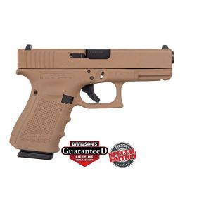 Glock 19 Full FDE Gen4 9mm Pistol