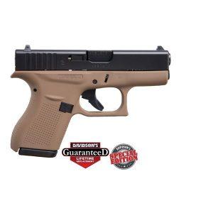 Glock 42 FDE Flat Dark Earth Special Edition .380 ACP Pistol