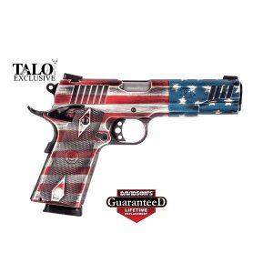 TAURUS PT1911 FLAG 45ACP 8RD TALO PISTOL