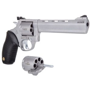 """TAURUS M692 357MAG DOUBLE ACTION 6.5"""" SS REVOLVER"""