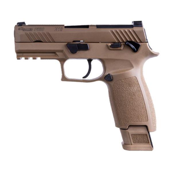 Sig Sauer M18 9mm Pistol