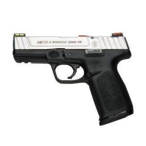 Smith & Wesson SD40VE HI-VIZ California Compliant 10 Round 40S&W Pistol