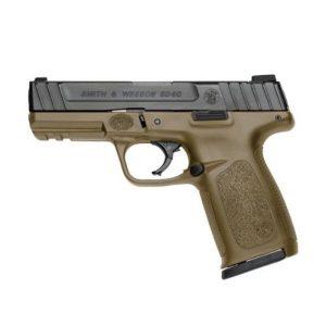 Smith & Wesson SD40 FDE 40S&W Semi-Auto Pistol