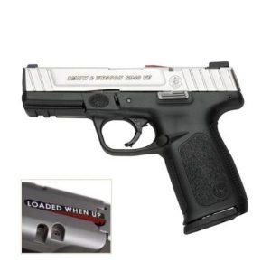 Smith & Wesson SD40VE California Compliant 10 Round 40S&W Semi-Auto Pistol