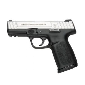 """Smith & Wesson SD9VE 10 Round 9mm, 4"""" Barrel, Two-Tone Finish Pistol"""