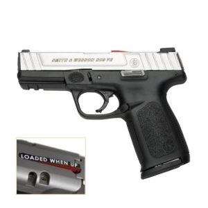 Smith & Wesson SD9VE California Compliant 10 Round 9MM Semi-Auto Pistol