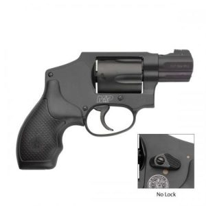 SMITH & WESSON M&P 340 NO LOCK 357 5 ROUND BLACK REVOLVER