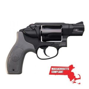 SMITH & WESSON BODYGUARD REVOLVER 38 RED CT MASS COMPLIANT