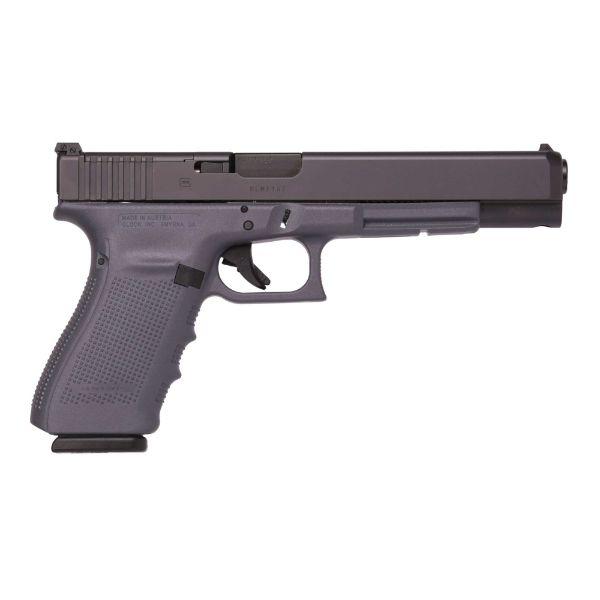 GLOCK 40 Grey Gen4 MOS 10MM 15 Round Pistol