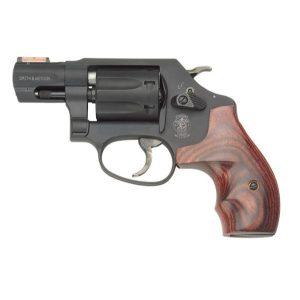Smith & Wesson 351PD 22MAG HI-VIZ 7 Round Revolver