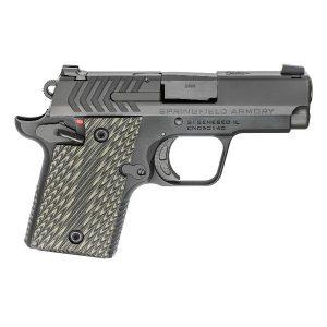 Springfield Armory 911 9MM Pistol 3B 6-7RD
